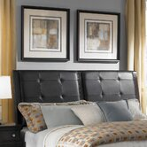 Avery Avenue Sleigh Headboard