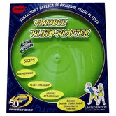 Collector's Series Glow in the Dark Pluto Platter Frisbee Disc