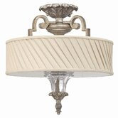 Kingsley 3 Light Semi Flush Mount