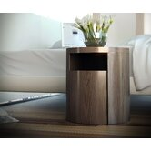 Mulberry 1 Drawer Nightstand