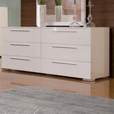 Chico Double 6 Drawer Dresser