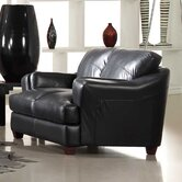 ESP Riotinto Leather Loveseat