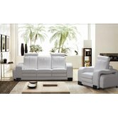 Rollingstone Loveseat with Ottoman