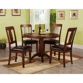 Englewood 5 Piece Dining Set