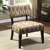 Genova Cotton Slipper Chair