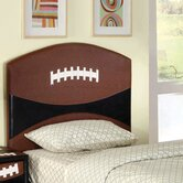 Sports Fun Football Panel Headboard