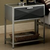 Matrix 1 Drawer Nightstand