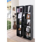 Metro Twin Bookcase Tower / Display Stand