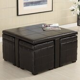 Ceres Coffee Table Set with Lift-Top