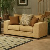 Mainstreet Cotton Loveseat