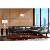 New York Leather Sectional