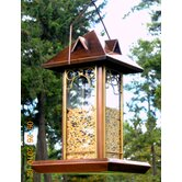 Gable Bird Feeder