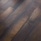 "Grandin Road 5"" Engineered Distressed Walnut in Ivorydale Walnut"
