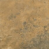 African Slate 13&quot; Porcelain Tile in Sand