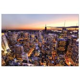 3000 Piece Manhattan Sunset Puzzle