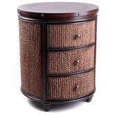 Whitby Drum End Table