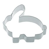 Cookie Cutter with Medium Side Rabbit Shaped (Set of 12)