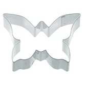 Cookie Cutter in Medium Butterfly Shaped (Set of 12)