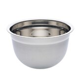 Deluxe Stainless Steel Round Bowl in Satin