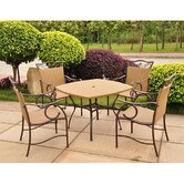 Valencia 5 Piece Dining Set