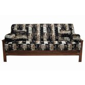 Jacquard Chenille Elysian Fields Futon Cover Set