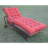 Outdoor Chaise Lounge Replacement Cushion