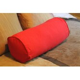 Micro Suede Futon Bolster Cushion (Set of 2)