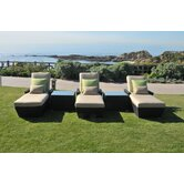 Maxime 5 Piece Lounge Seating Group
