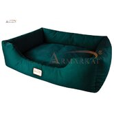 Dog Bed in Laurel Green