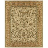 Mughal Ivory/Parchment Rug
