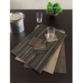 Faux Bois Coaster (Set of 6)