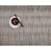 Rectangle Fringe Stripe Placemat