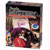 Lethal Luau Murder Mystery Party Game