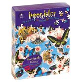 Butterfly Kisses 750 Piece Jigsaw Puzzle