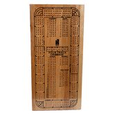 Four Track Continuous Cribbage