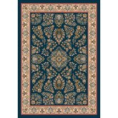 Pastiche Halkara Candle Blue Rug