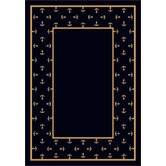 Design Center Moray Sapphire Novelty Rug