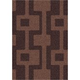 Modern Times Uptown Dark Chocolate Rug