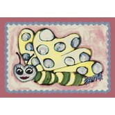 Don Sawyer Cruising Butterfly Kids Rug