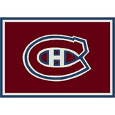 NHL Spirit Novelty Rug