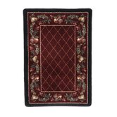 Signature Fruit Medley Garnet Rug