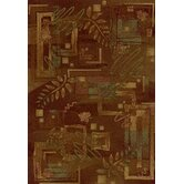 Innovation Autumn Twill Dark Chocolate Rug