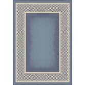 Innovation Old Gingham Light Lapis Rug