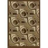 Pastiche Modernes Cafe Creme Rug