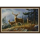 Hautman Standing Deer Mat