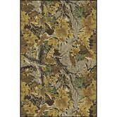 Realtree Advantage Solid Camo Novelty Rug