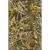 Realtree Max 4 Solid Camo Novelty Rug