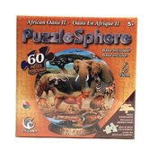 African Oasis 60 Piece Jigsaw Puzzle