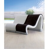 Sakura 9&deg; Narrow Backed Armchair Cushion