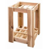 Cedar Tool Holder